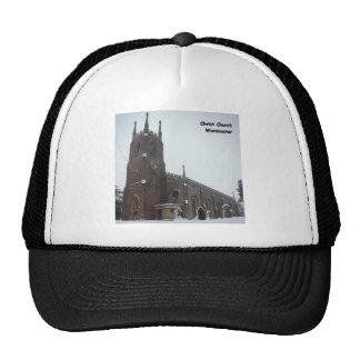 Snowy Christ Church IV Cap