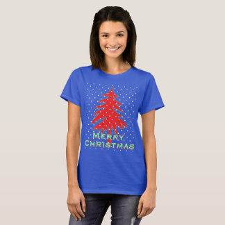 Snowy Christmas T-Shirt