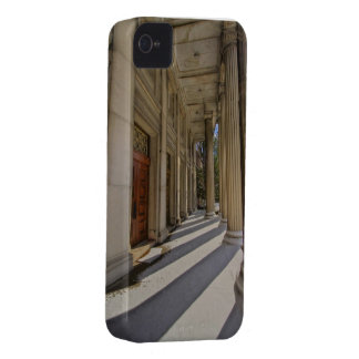 Snowy Columns iPhone 4 Covers