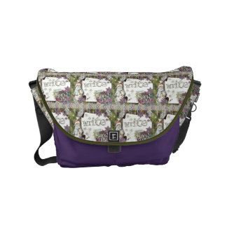 Snowy Day Bag Courier Bag