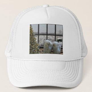 Snowy day cap