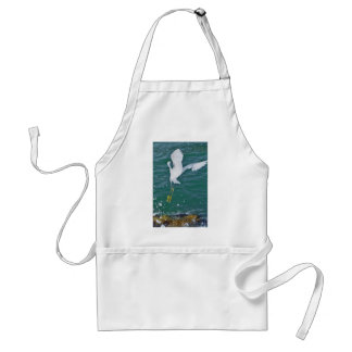 Snowy Egret Ballet Standard Apron