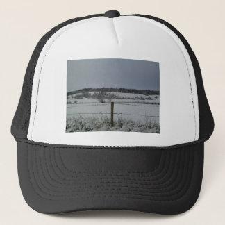 Snowy Field Cap
