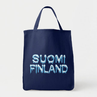Snowy Finland bag - choose style & color