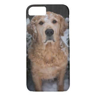 Snowy Joey iPhone 7 Case