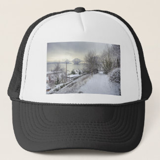 Snowy Lane Cap