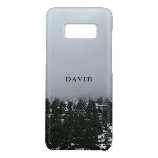 Snowy Lava Mountain Trees Case-Mate Samsung Galaxy S8 Case