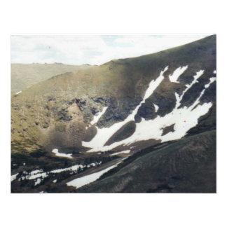 Snowy Mountain in Colorado Invite