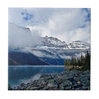 Snowy Mountains Scenic Tile