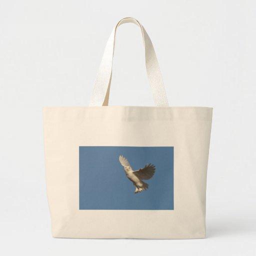 Snowy Owl Bags