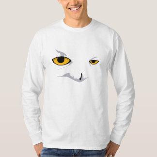 SNOWY OWL Basic Longsleeve T-Shirt