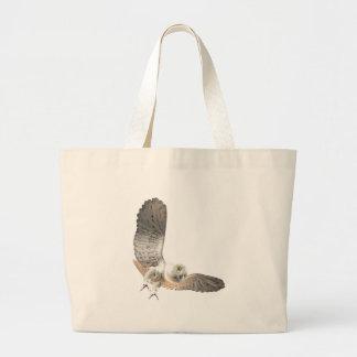 Snowy Owl Female Canvas Bag