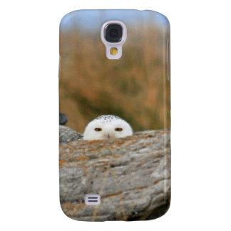 Snowy Owl Galaxy S4 Case