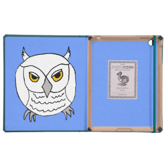 snowy owl iPad Dodo case iPad Folio Case