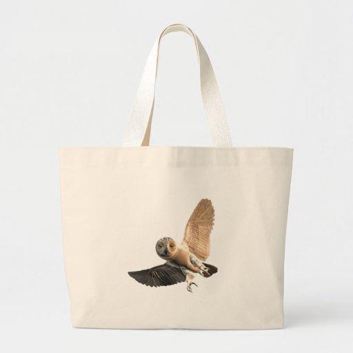 Snowy Owl Male Bag