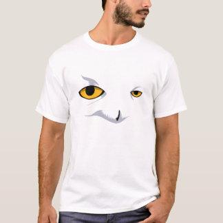 SNOWY OWL Performance Micro-Fiber Singlet T-Shirt