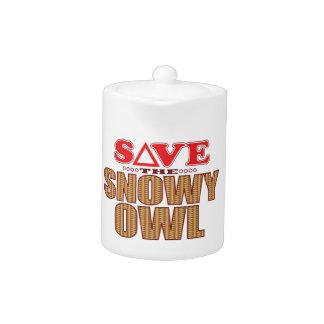 Snowy Owl Save