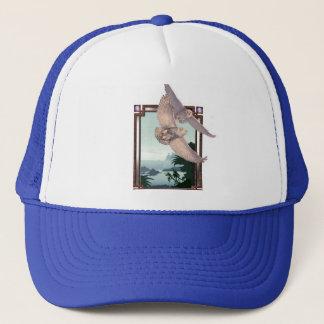 Snowy Owls Trucker Hat