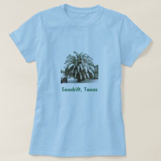 Snowy Palm T-Shirt