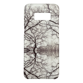 Snowy Samsung Galaxy S8, Barely There Phone Case