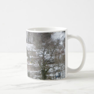 Snowy Scene Coffee Mug