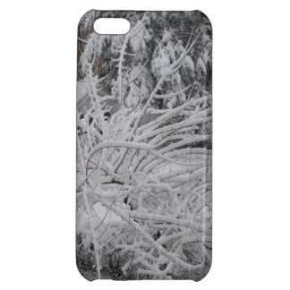 snowy scene iphone case cover for iPhone 5C