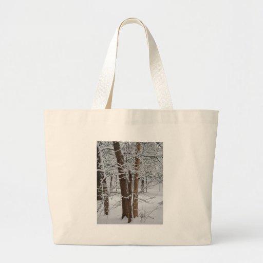 snowy trunks bags
