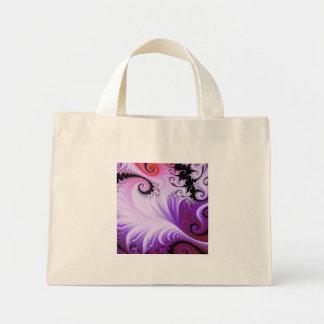 Snowy Vines Bag