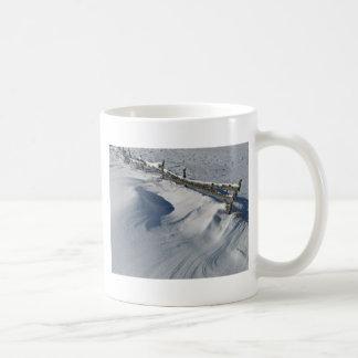 Snowy Winter Scene Mug
