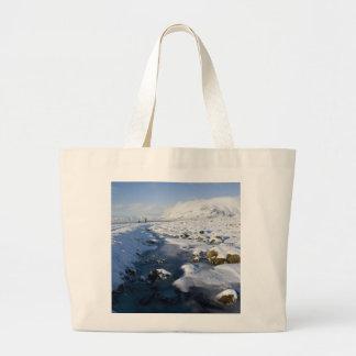 Snowy Winterland Bags