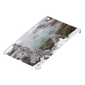 Snowy Yellowstone Case For The iPad Mini