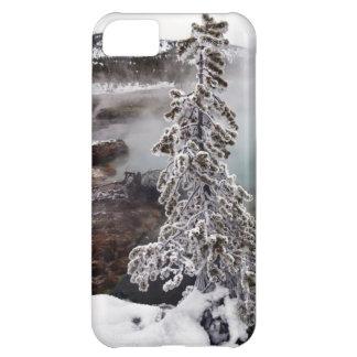 Snowy Yellowstone iPhone 5C Case