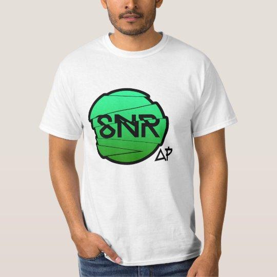 SNR Green Logo T-Shirt