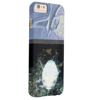 snrkeling blowfish (I) Barely There iPhone 6 Plus Case