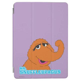 Snuffleupagus Relaxed iPad Air Cover