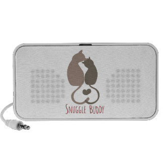 Snuggle Buddy Portable Speakers