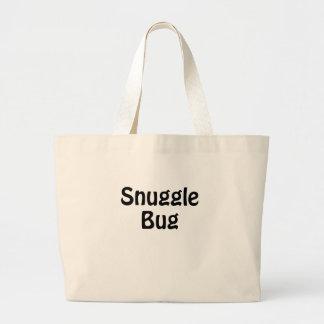 Snuggle Bug Tote Bags
