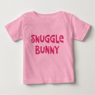 Snuggle Bunny Baby T-Shirt