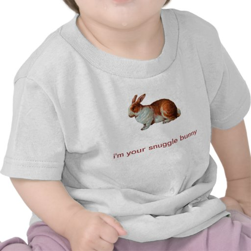 Snuggle Bunny Infant Tee