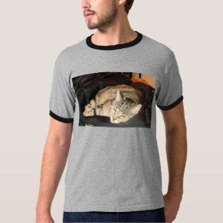 Snuggle Indigo T Shirt
