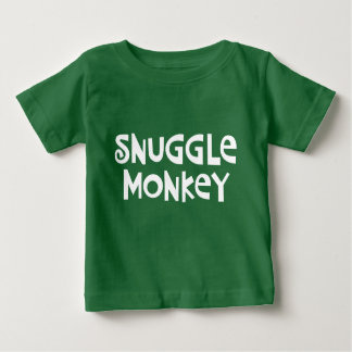 Snuggle Monkey Tees