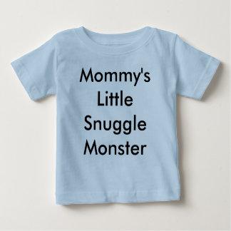 Snuggle Monster Baby T-Shirt