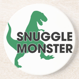 Snuggle Monster Coaster