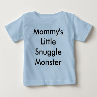 Snuggle Monster T-shirts