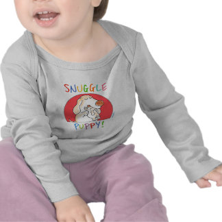 SNUGGLE PUPPY! by Sandra Boynton Tee Shirts