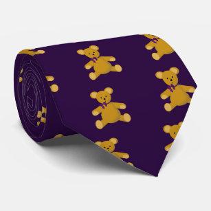 Snuggle the Teddy Bear Tie 71cdcbe9b