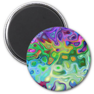 So abstract 4.1 fridge magnet