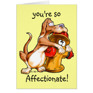 So Affectionate Card