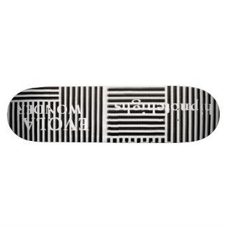 So BOARD Skate Board Deck