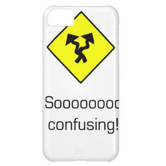 So Confusing iPhone 5C Case